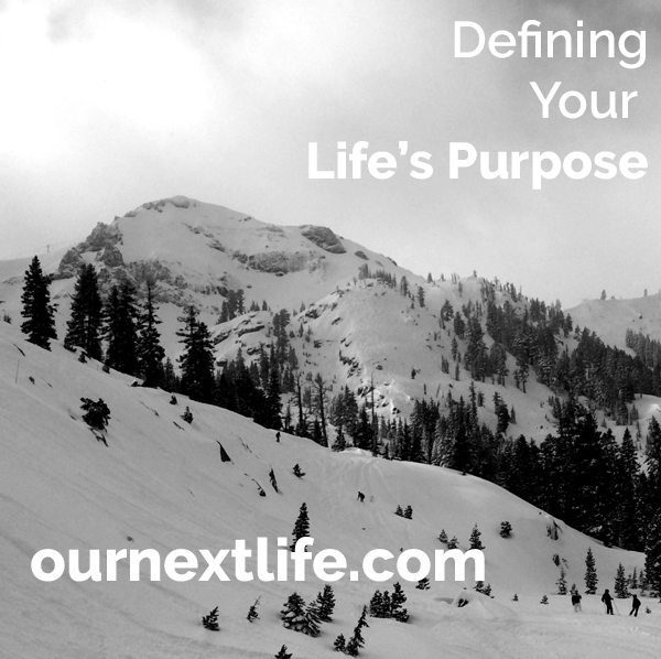 What Do You Want Your Tombstone to Say? How to Define or Map Out Your Life's Purpose // Our Next Life -- early retirement, financial independence, meaning, values